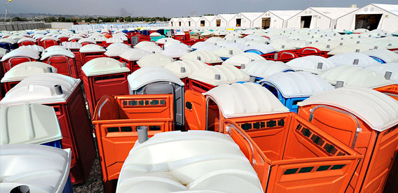 Champion Portable Toilets in Dothan, AL
